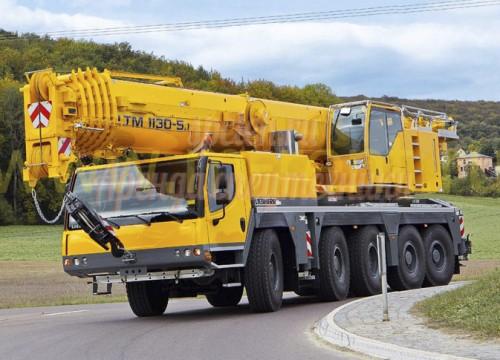 Автокран от 5 до 130 тонн